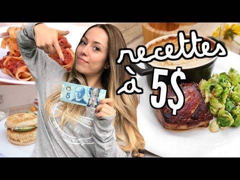souper-À-moins-de-5$-//-3-recettes-faciles