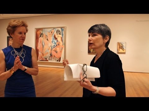Touring MoMA for Masterpieces from 1913