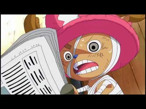 One Piece : Die Strohhut Bande Erfährt Von ACE TOD