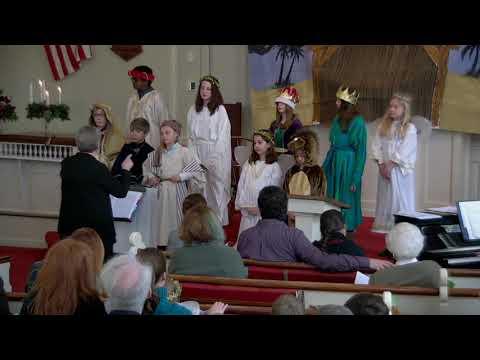 December 17, 2017 ― Congregational Church of Brookfield