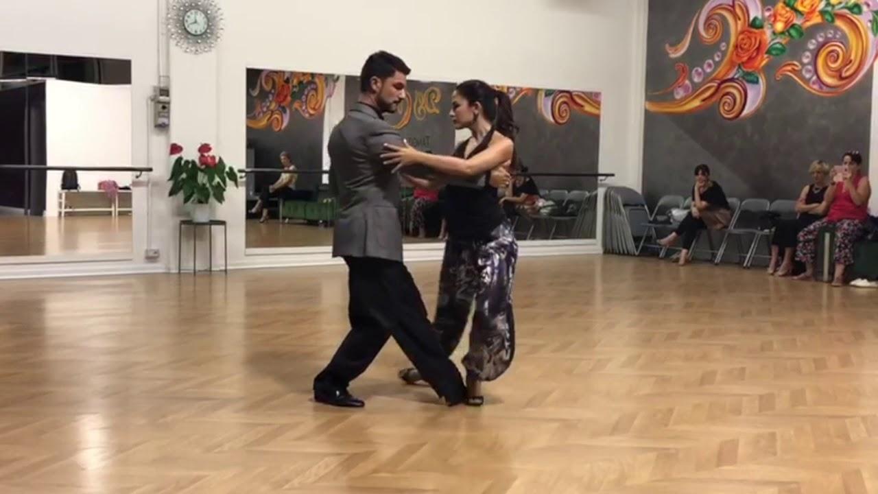 2 Corazones Tango Accademia Rimini - Demo Classe Pam Est Là & Danilo Maddalena
