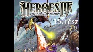 Kupakfej nélkül nincs behatolás. Heroes of Might and Magic 4 végigjátszás 15.rész.