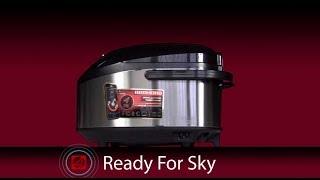 Скайкукер REDMOND M800S - мультиварка с R4S (2015 г) в 4К