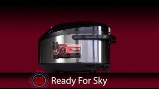 Мультиварка. Скайкукер REDMOND M800S - мультиварка с R4S (2015 г)