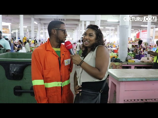 Grote Mark in Suriname I Culturu.com