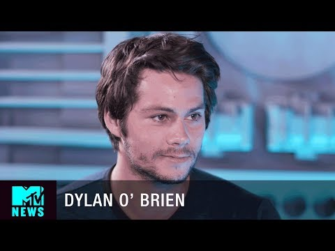 Dylan O'Brien Talks American Assassin, Teen Wolf & Maze Runner  MTV