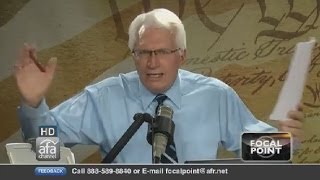 First Amendment Only Protects Christians, Says Bryan Fischer thumbnail