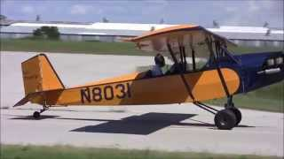 Pietenpol Air Camper at Skiatook 2F6