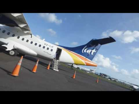 #1 GOODBYE ST. VINCENT AND HELLO BARBADOS | LIAT ON-TIME