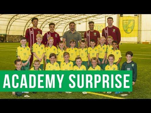 Academy Surprise