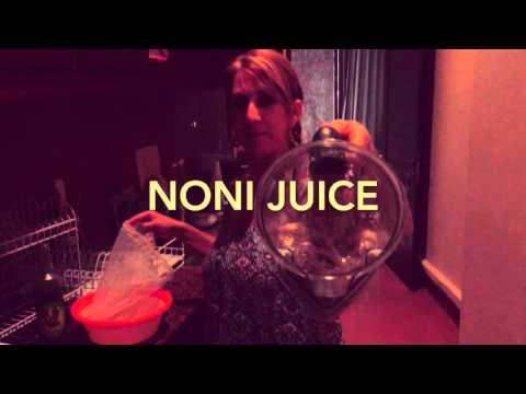 how to make noni juice pdf