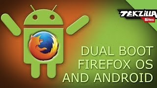 Dual Boot Firefox OS On Your Nexus!