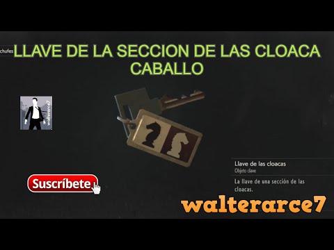 llave-de-la-seccion-de-las-cloaca-caballo-resident-evil-2-remake-gameplay-pc-😧☠⚰🔞