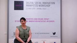 Social Innovators for the Next Generation Internet - Stavroula Maglavera, University of Thessaly