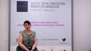 Social Innovators for the Next Generation Internet - Stavroula Maglavera, University of Thessaly