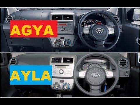 TOYOTA AGYA VS DAIHATSU AYLA, TERNYATA INI 7 PERBEDAANNYA