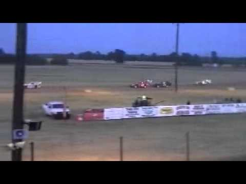 67 Speedway Modified Heat 1 6/09/12