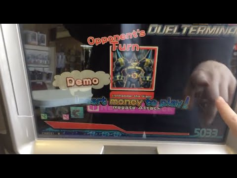 duel terminal machine