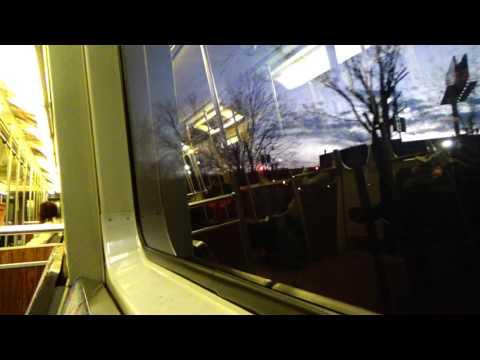MBTA Orange Line FULL RIDE (Oak Grove to Forest Hills)