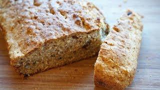 ХЛЕБ без дрожжей быстро и полезно/ Bread without yeast