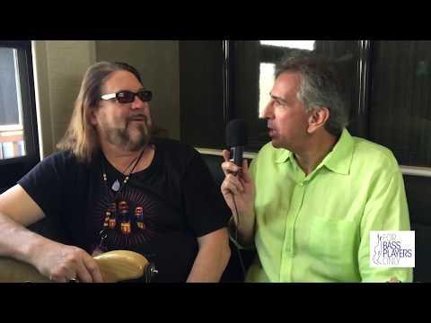 Kenny Lee Lewis Interview