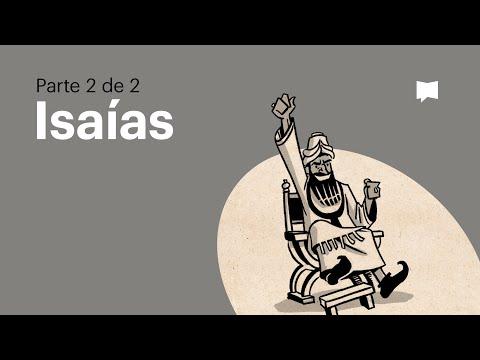 Lee la Biblia: Isaías cap. 40-66