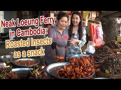 Du Lich & Van Hoa - Episode 12 - Cambodia - part 1