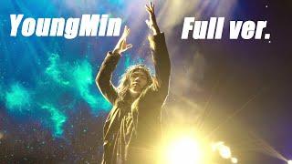 2020 KimYoungMin FISM World Champion sand magic Full ver. on IIIF
