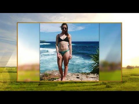 GENIETEN: Suzanne Schulting in bikini  - VI ORANJE BLIJFT THUIS