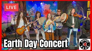 """K3 Sisters Band LIVE """"Earth Day 2021 Concert"""" 4/17/21"""
