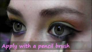 """Melon Eyes Eyeshadow Tutorial"" Thumbnail"