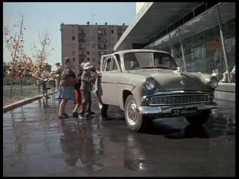 Кадры из фильма Сказка о потерянном времени Москвич