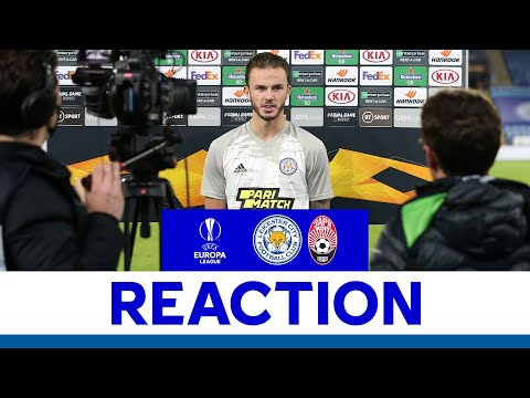 'Nights Like These You Dream About' - James Maddison | Leicester City 3  Zorya Luhansk 0