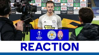 'Nights Like These You Dream About' - James Maddison | Leicester City 3 Zorya Luhansk0