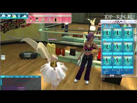 Игра Пара па - видеообзор TOP-RPG.RU от Мобофилки