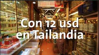 El mercado más grande del mundo | Tailandia #13