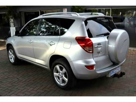 2007 TOYOTA RAV4 2.2D 4D VX Auto For Sale On Auto Trader South Africa