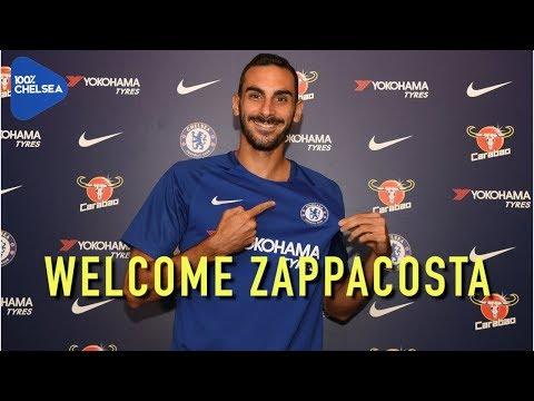DAVIDE ZAPPACOSTA TO CHELSEA!!! || #WelcomeDavide