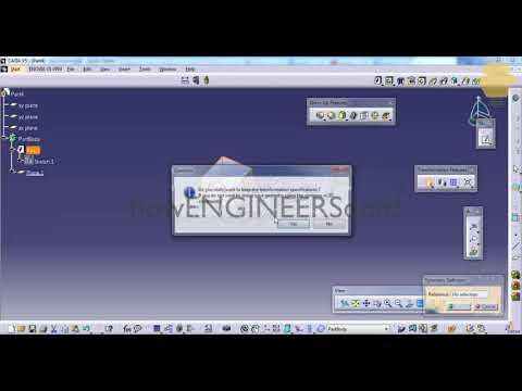3.3|transformation-feature-in-part-design-p2|top-catia-v5-tutorials/training-videos