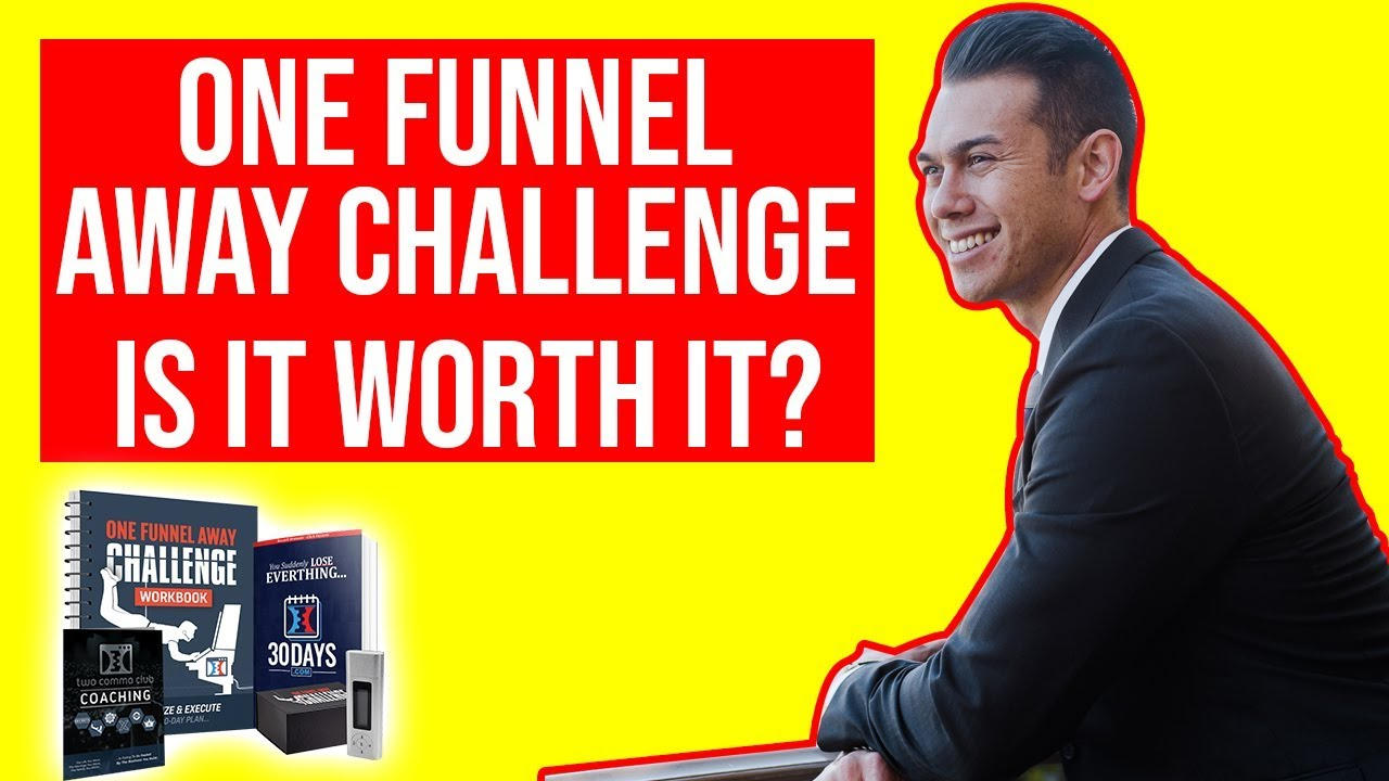 One Funnel Away Challenge | Clickfunnels Affiliate Bootcamp Review (IS IT WORTH IT?)