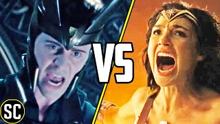 Why THOR Worked and WONDER WOMAN Didn't | Marvel vs DC SCENE FIGHTS!