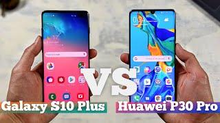 СРАВНЕНИЕ Galaxy S10 Vs Huawei P30 Pro Что выбрать