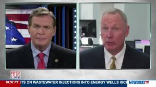 America Talks Live | Max Lucado - Why do Americans feel religion has lost its influence?