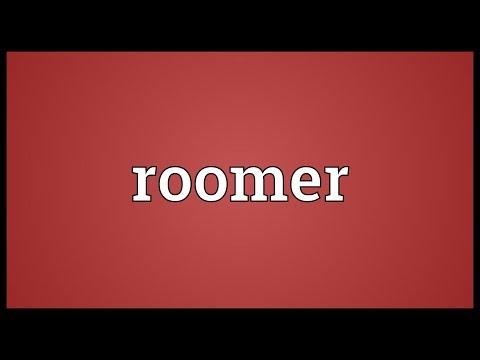 Header of roomer