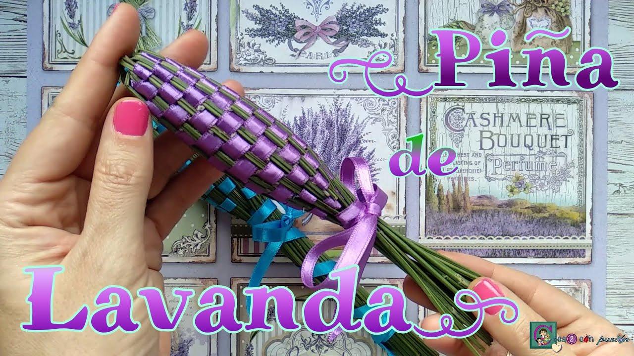 CÓMO HACER AMBIENTADOR de Lavanda CASERO, DIY FÁCIL. HOW TO MAKE HOME Lavender FRESHENER, EASY DIY