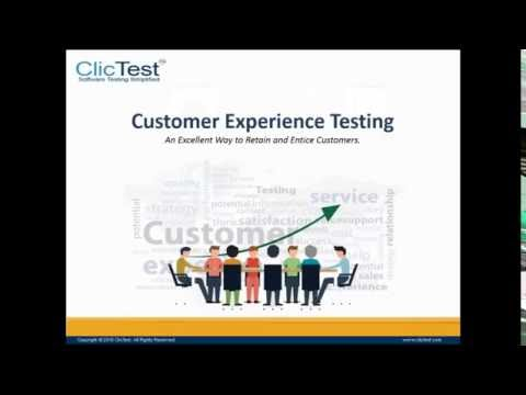 Customer Experience Testing is The Real Key to Digital Business Success