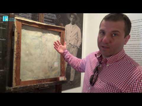 Rejtélyes kétoldalú festmények a Czóbel Múzeum gyűjteményében