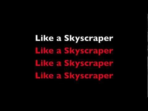 Skyscraper - Demi Lovato - Karaoke - Boyce Avenue - Lyrics - Instrumental