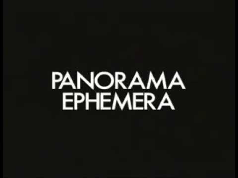 Panorama Ephermera