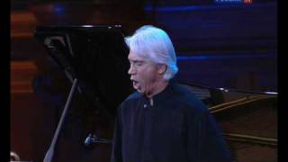 Dmitri Hvorostovsky - O, If Only You Could (Tchaikovsky)